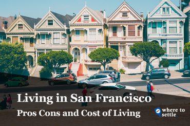 Living in San Francisco, CA