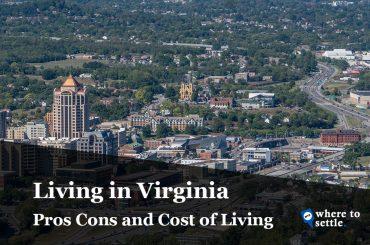 Living in Virginia
