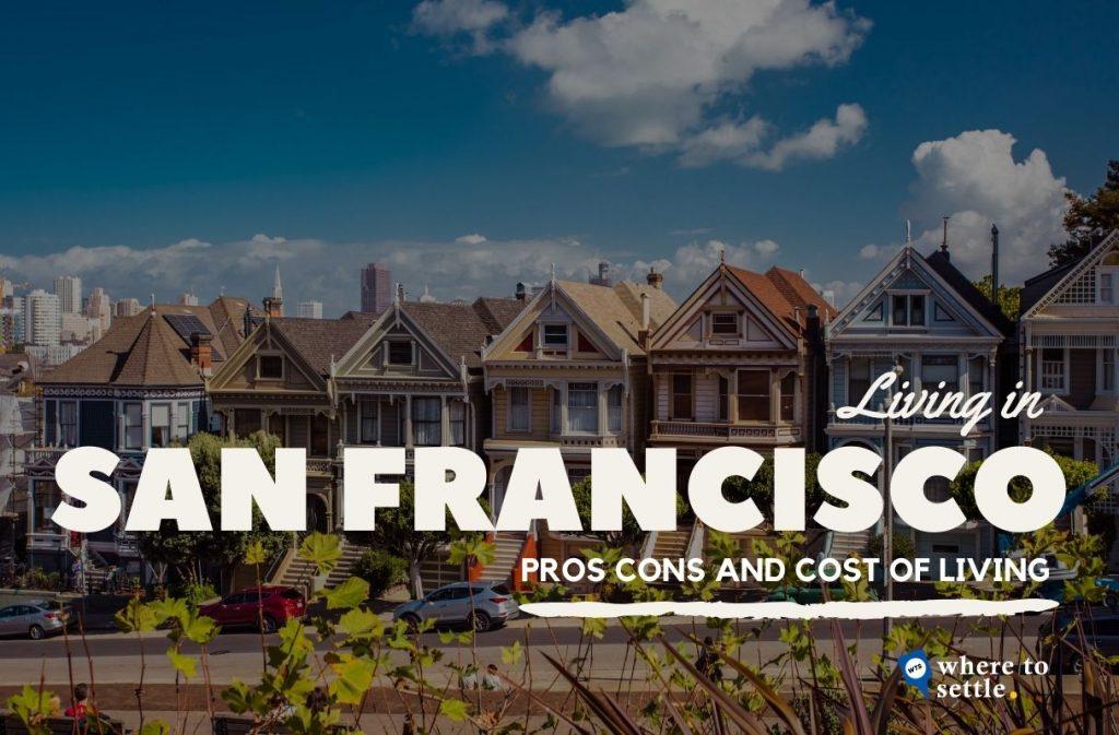 Living in San Francisco
