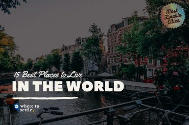 Best Places to Live in the World
