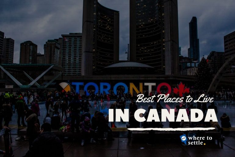 Best Places to Live in Canada