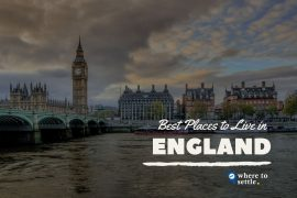 Best Places to Live in England