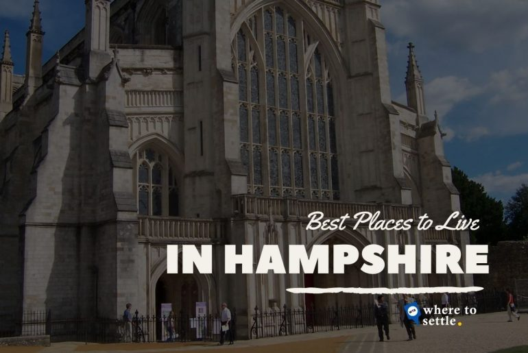 Best Places to Live in Hampshire