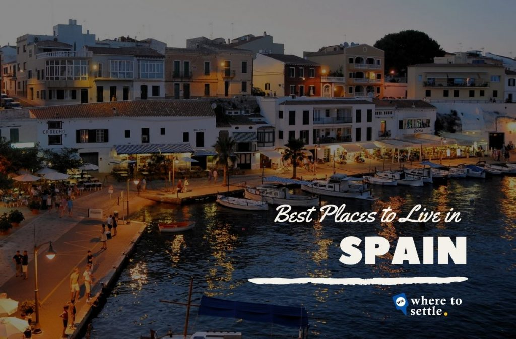 Best Places to Live in Spain