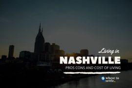 Living in Nashville