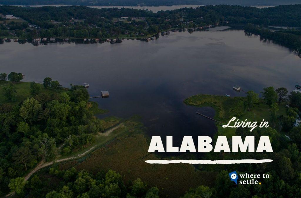 Living in Alabama