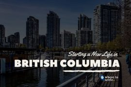 Starting a New Life in British Columbia