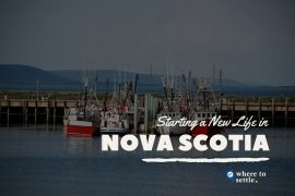 Starting a New Life in Nova Scotia